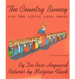Houghton Mifflin The Country Bunny and the Little Gold Shoes