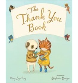 Houghton Mifflin The Thank You Book