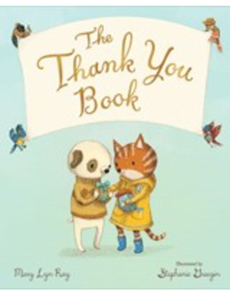 Houghton Mifflin The Thank You Book