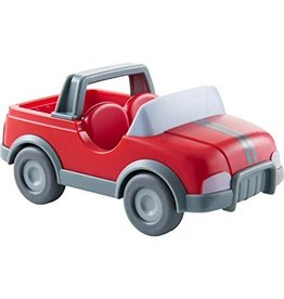 Haba USA Little Friends - Red Jeep