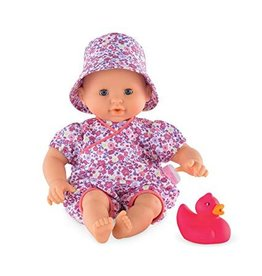 Corolle Bebe Bath Floral Bloom