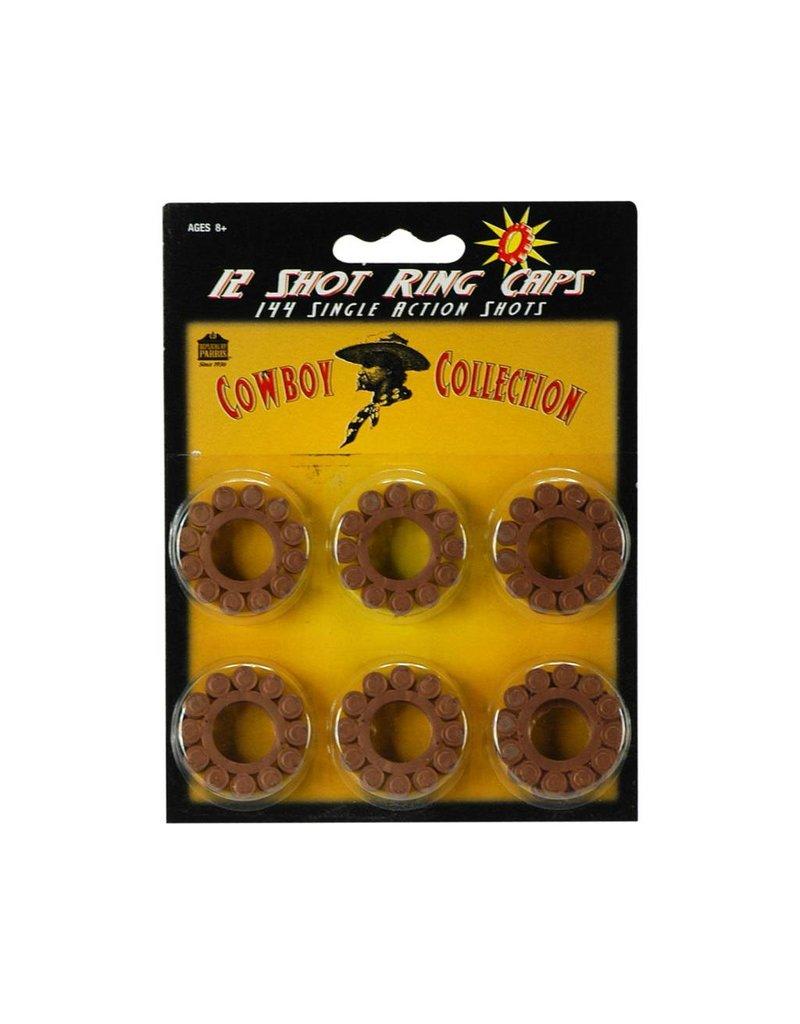 Parris 12-Shot Ring Caps