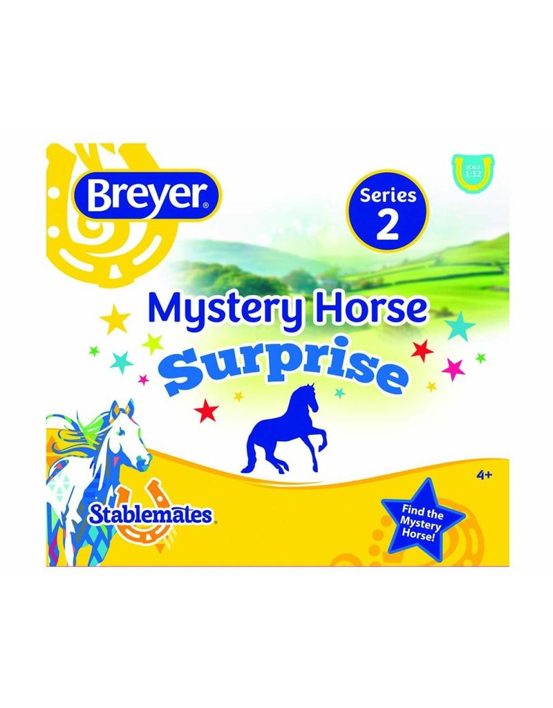 Breyer Mystery Horse Surprise Series 2