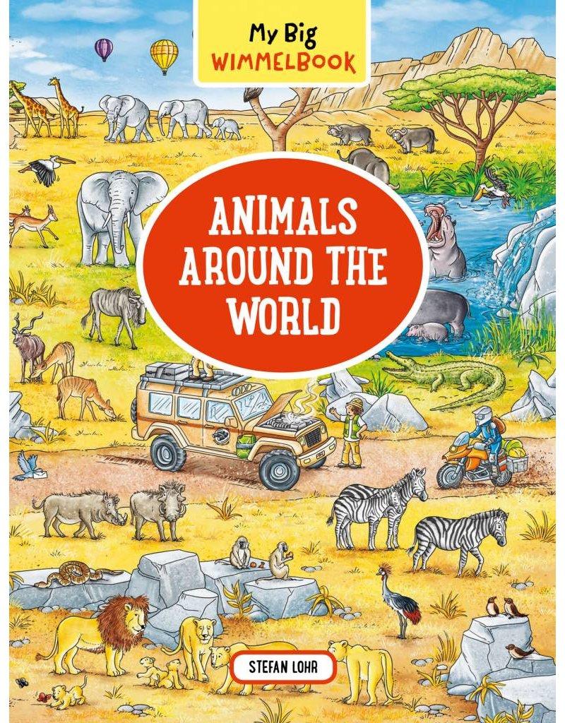 Big Wimmelbook Animals