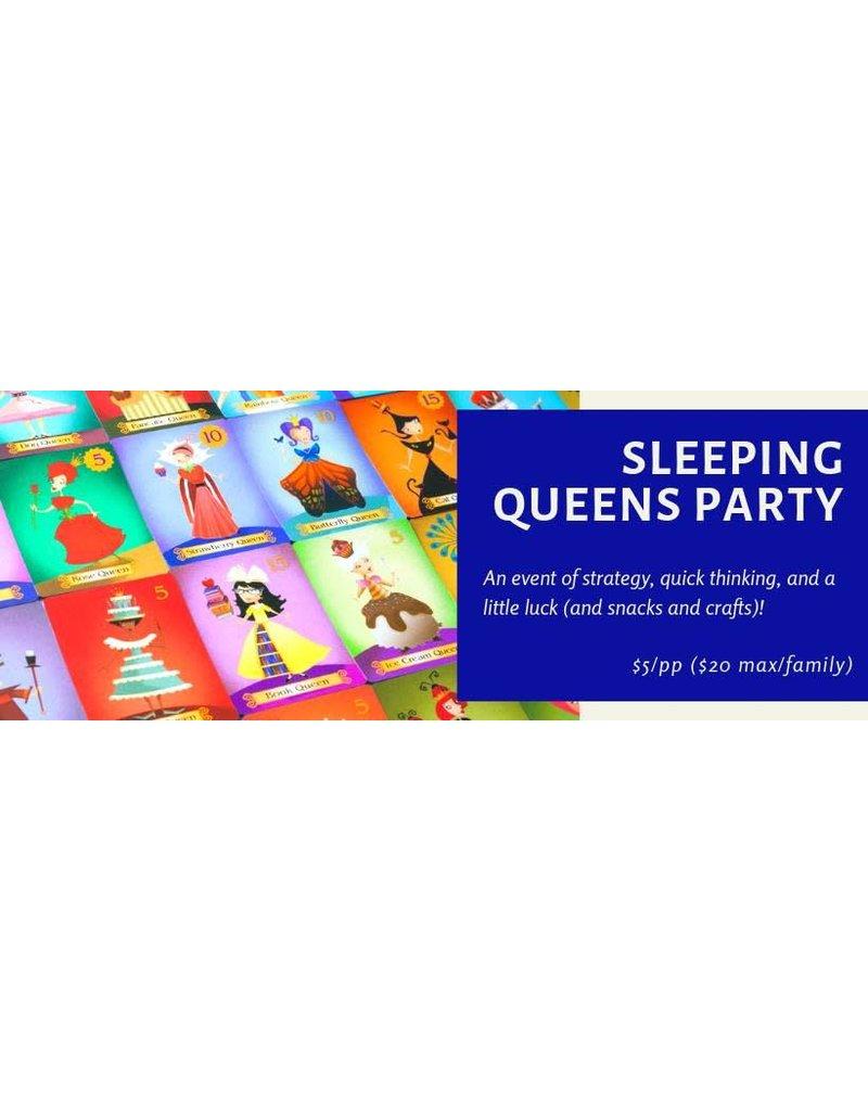 Sleeping Queens Party