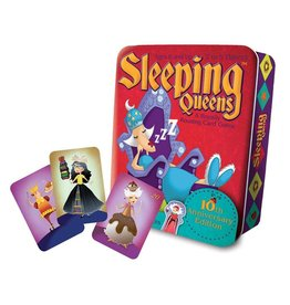 Ceaco Sleeping Queens 10th Anniversary