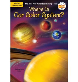 Penguin Where is our Solar System