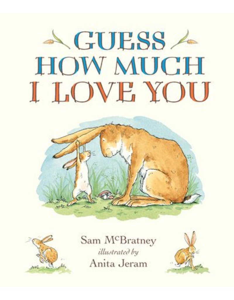 Random House Guess How Much I Love You Padded Board Book