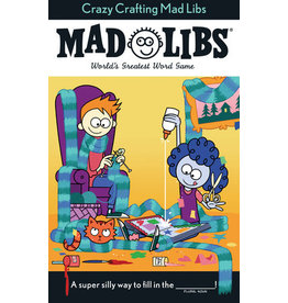 Penguin Crazy Crafting Mad Libs