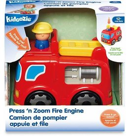 Epoch Press 'n Zoom Fire Engine