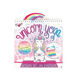 Fashion Angels Unicorn Yoga Card Game