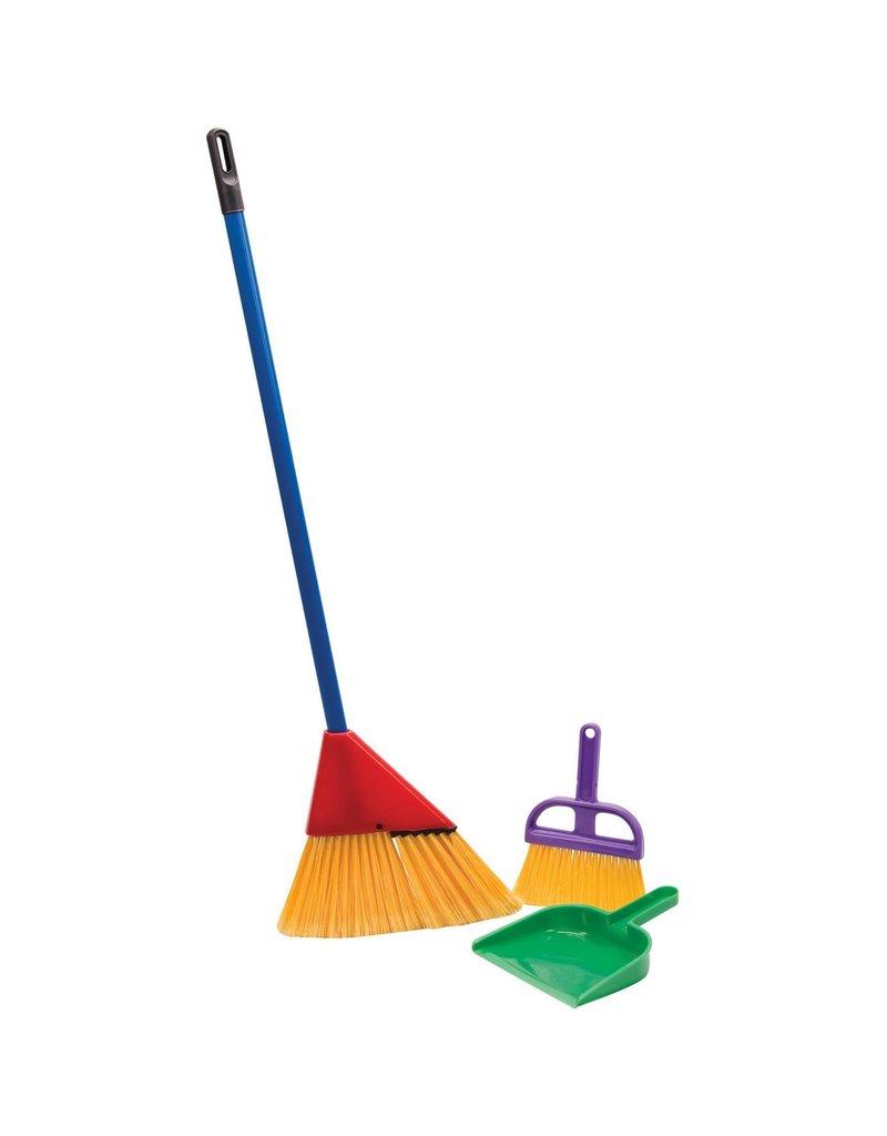 Schylling Little Helper Broom Set