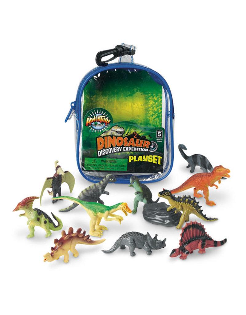 Jeannie's Ent Baby Dinosaur & Carry Case
