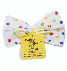 Wise Choice Polka Dot Baby Paper