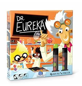 Blue Orange Dr. Eureka