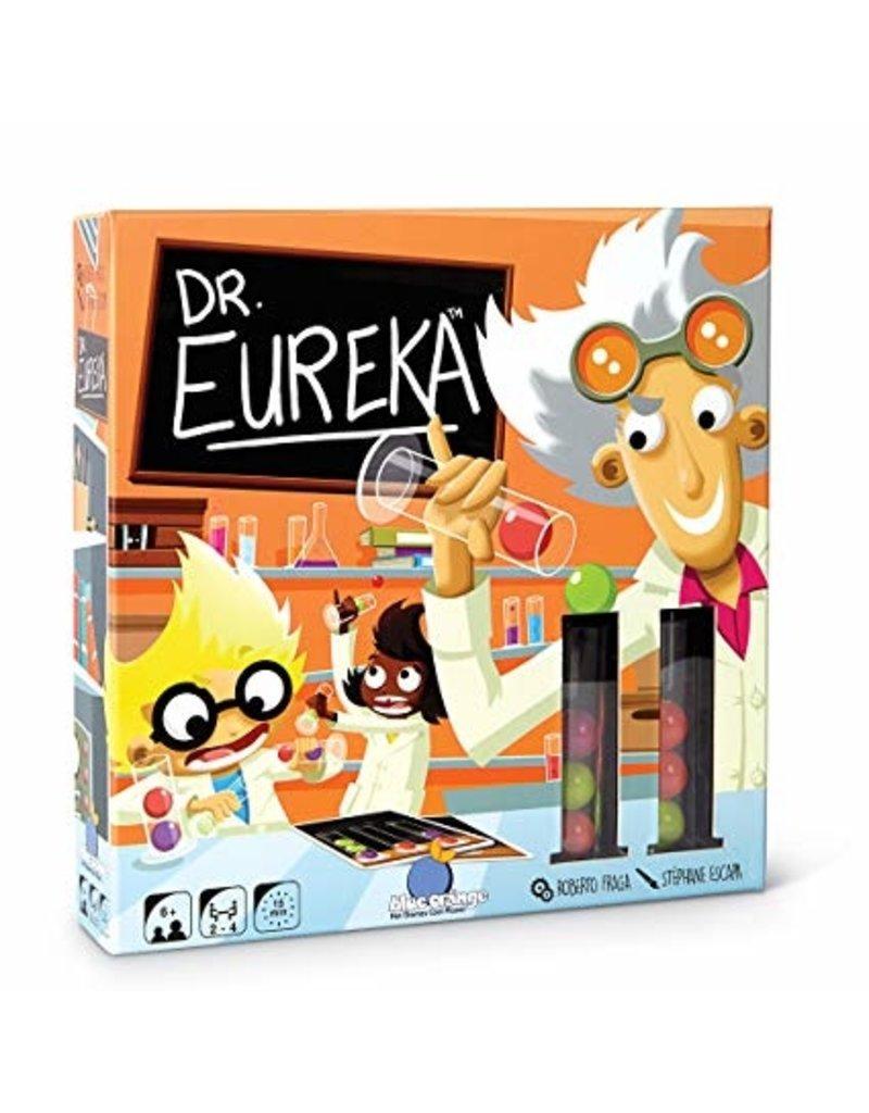 Blue Orange Dr. Eureka