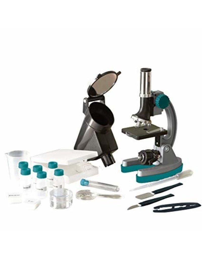 Educational Insights GeoSafari Microscope Set - 98 pc