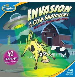 Think Fun Invasion of the Cow Snatchers