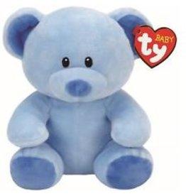 TY LULLABY - lg blue bear