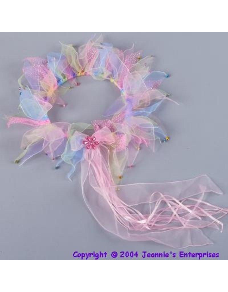 Jeannie's Ent Pastel Dot Jewel Halo