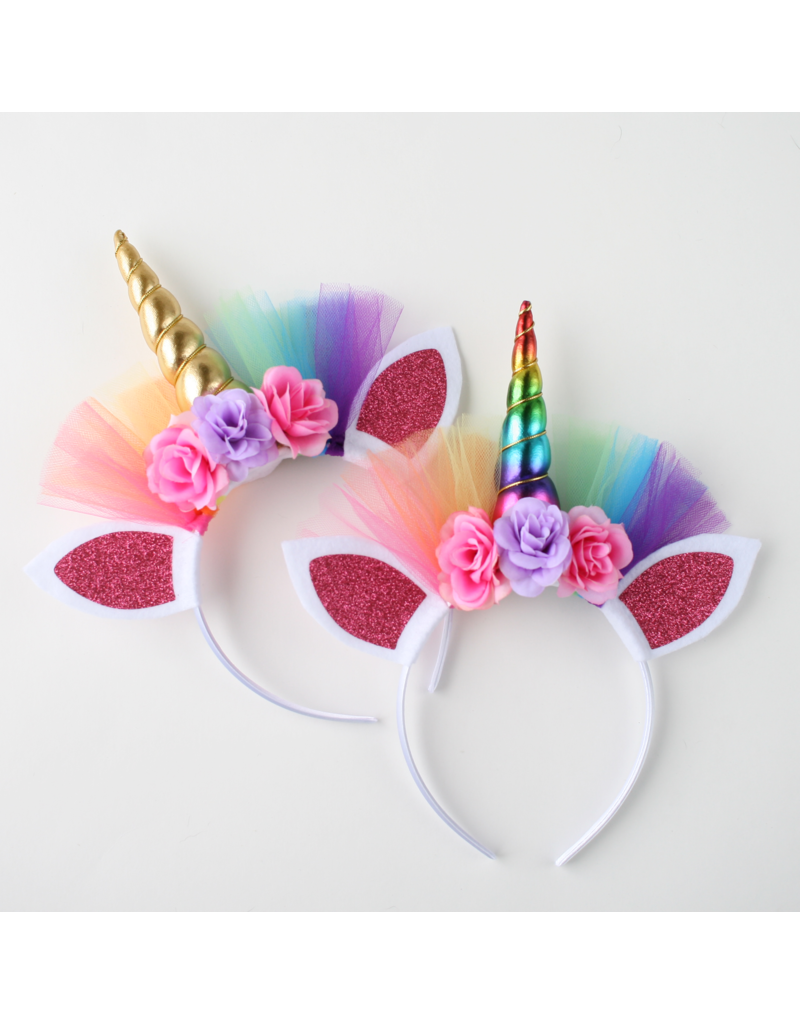 Jeannie's Ent Unicorn Headbands
