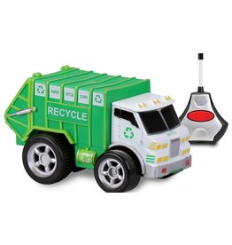 Kid Galaxy Soft Body RC Recycle Truck