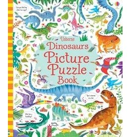 Educational Dev Dinosaurs Picture Puzzle Book