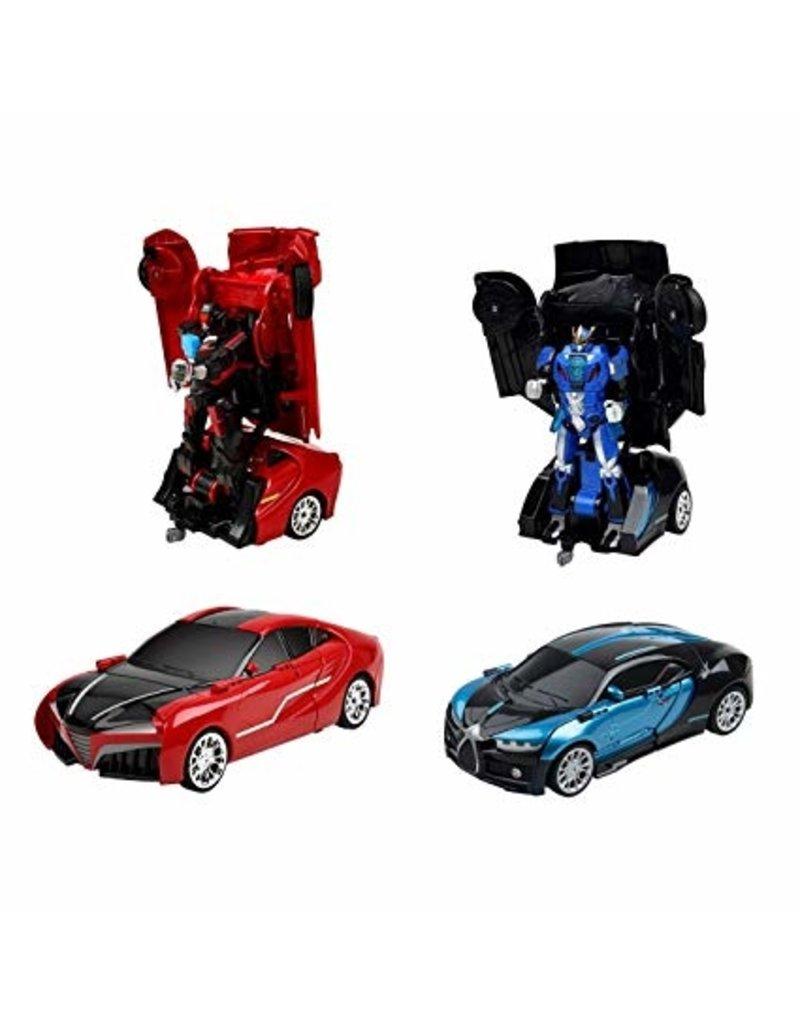 Odyssey Toys Auto Moto Battle Bots