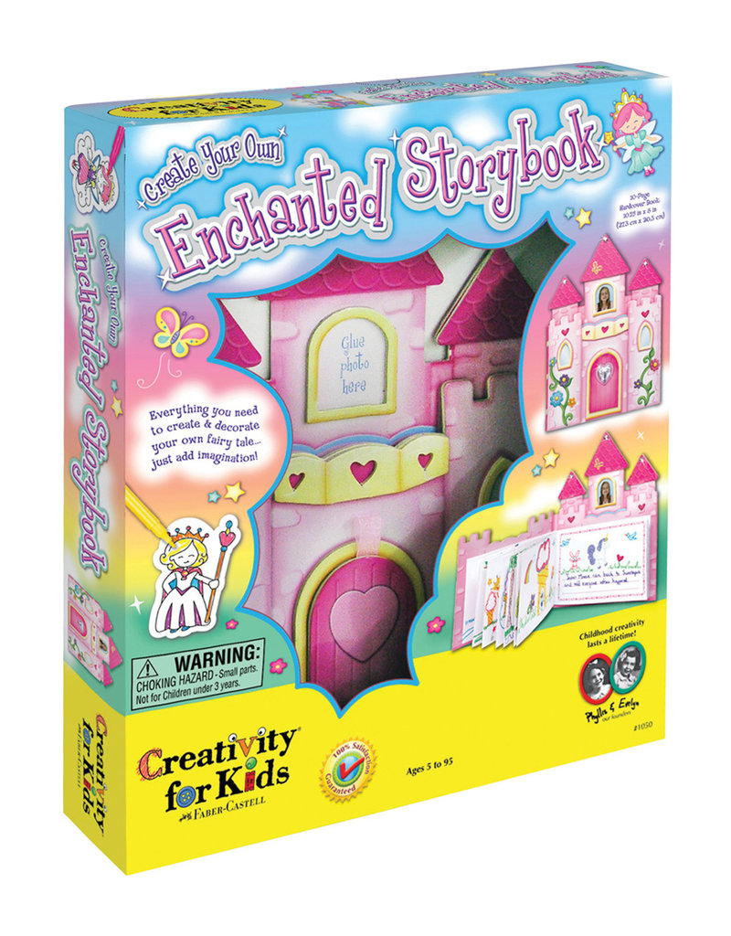 Faber Castel Create Your Own Enchanted Storybook