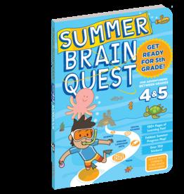Workman Pub Summer Brain Quest - 4&5