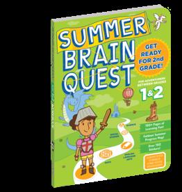 Workman Pub Summer Brain Quest - 1&2