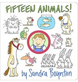 Workman Pub Boynton: Fifteen Animals!