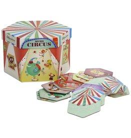 Haba USA Domino Memory Circus