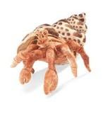 Folkmanis Hermit Crab Puppet