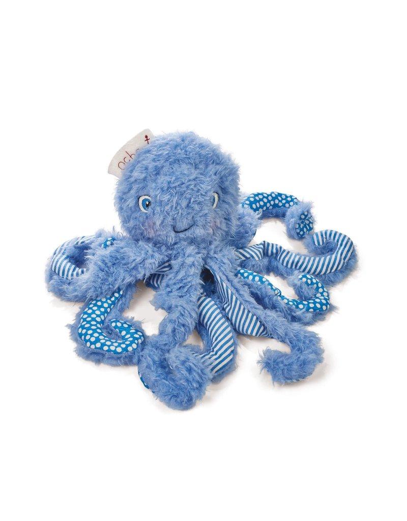 Bunnies By The Bay Ocho Blue Octopus