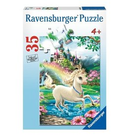 Ravensburger Unicorn Castle 35 pc