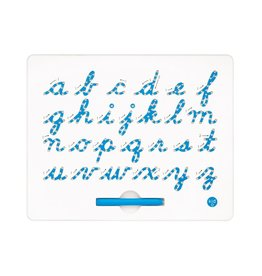 Kid-o a to z cursive lower case Magnatab