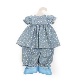 Bunnies By The Bay Blue Bell Bloomer Set