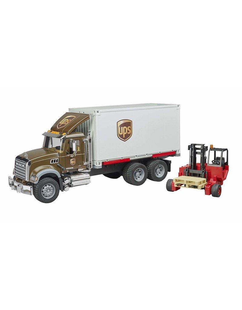 Bruder MACK UPS Truck