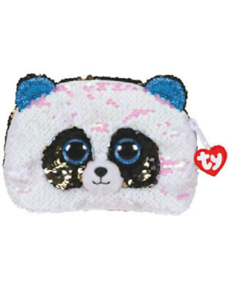 TY BAMBOO - sequin purse