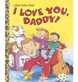Random House I Love You Daddy!