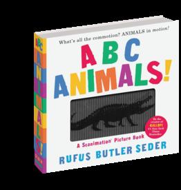 Workman Pub ABC Animals Scanimation