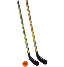 Franklin Sports NHL Youth Street Hockey Starter Set