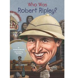 Penguin Who Was Robert Ripley?
