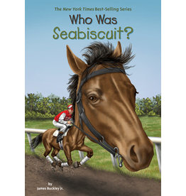 Penguin Who Was Seabiscuit?