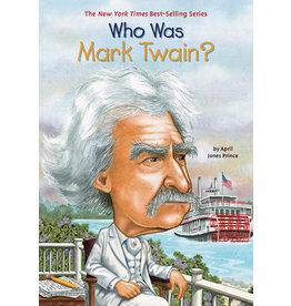 Penguin Who Was Mark Twain?