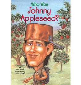 Penguin Randon House Who Was Johnny Appleseed?