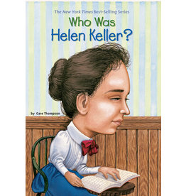 Penguin Randon House Who Was Helen Keller?