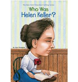 Penguin Who Was Helen Keller?