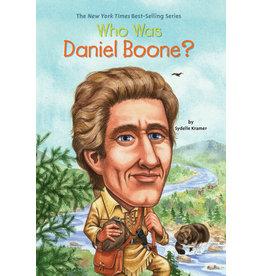Penguin Who Was Daniel Boone?